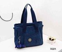 1pcs waterproof nylon Women handbag fashion shoulder monkey bag multifunction bag both handle free shipping