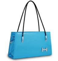 2014 Hot Sale Crocodile Pattern Lady Women's Shoulder Bag OL Elegant Handbags Chain Messenger Bag with H Character Lowest Price!