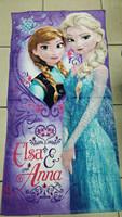 EMS-AU free shipping frozen girl girls towels beach bath towel