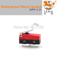 LMFK-1-25 5A Waterproof solder terminal mini micro switch