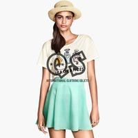 Cute Perfume Bottles Printed Shor Sleeve O-neck Women's T-shirt Free Shipping 2014 New Summer X372