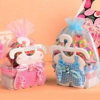 Lovely Baby dress favor bag sweet bag NEW