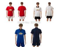 High  Quality   premier league    2015    Soccer Jerseys      Football  Kit  Free Shipping
