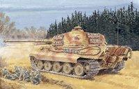 1/35 Sd. Kfz. 182 Kingtiger Henschel Tur
