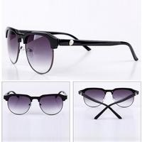 vintage steampunk skull sunglasses 2014 fashion hiphop film sunglasses men brand sun glasses oculos de grau high quality y616