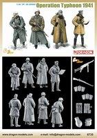1/35 Operation Typhoon 1941 w/Gen 2 Gear (4 Figures Set)