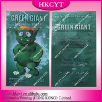 Green Giant 1.5g 3g 4g 5g 10g  Potpourri Ziplock Bag
