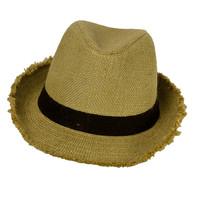 2014 Church Hats Fedoras 100% Natural Hemp Men's Trilby Women's Sun Hat Linen Tea Party Hat  Christmal'S Gift  3 Sizes