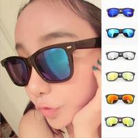 2014 Fashion Vintage Women SunGlasses Men UV400 Protection Optical Shades Oculos Gafas Goggles Colored Sung Gasses