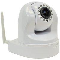 Foscam FI9826W (White) 1.3 Megapixel (1280x960p) 3x Optical Zoom H.264 Pan/Tilt Wireless IP Camera