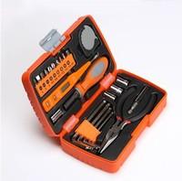 25pcs/set mini Household Tool Set mini hardware tools suit decepticons toolbox household hardware home kit