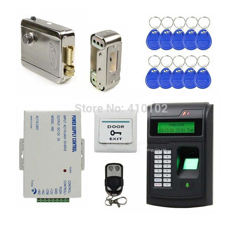 Система контроля доступа DIY 125 RFID LCD ID + система контроля доступа n a diy rfid k2000