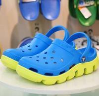 Men Women Clogs Summer Beach Fashion Brand Clogs Unisex Adult Rubber Mules Clogs Casual Wear Beach Shoes M4-M10