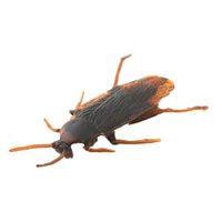 5pcs Life-like Fake Roach Blackbeetle Cockroach Trick joke toy April fools day gift Halloween Dec 95721