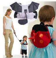 Cartoon Ladybug/bat Children's Backpack Kids Anti-Lost Baby Bat Bag/Baby Anti-Lost Tape/Anti Wandered Off Small Bag