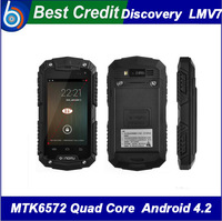 NEW phone In stock!! 3.5 Inch Discovery LMV7 SmartPhone MTK6572 Dual Core Android 4.2 Dual Cameras GPS /Eva