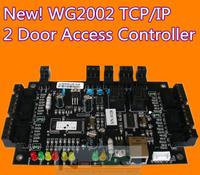 WG2002 TCP/IP Net. Two 2 Door Access Controller 20K Users 100K Events attendance record alarm Double Door Net Access Controller