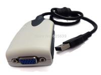 USB 2.0 to VGA Display Adapter, an external graphics card