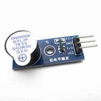 10PCS new electronic building blocks active low trigger buzzer buzzer module control panel