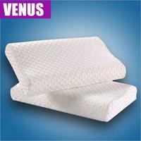 Pillow/ Slow Rebound Memory Foam Pillow / Neck Health care 30*50cm white