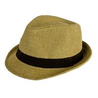 2014 Fedoras Men's Trilby Women's Sun Hat 100% Hemp Tea Party Hat  Christmas Gift fedora hat 57cm 59cm 2 Sizes