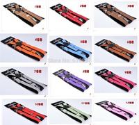 2014 New Children Adjustable solid Suspenders baby Elasti Braces Kid Suspenders,Size 2.0*65CM,21colors,10pcs/lot,Free Shipping