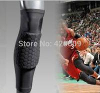 Fashion Men Kee Pads Brand Basketball Basquete Keepads High Quality Long Padded Legging Size(XL XXL XXXL) Free Shipping