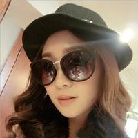 2014 Fashion Vintage Women SunGlasses UV 400 Protection Optical Sun Glasses Oculos Photochromic Gafas Goggle Acetate Glasses