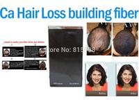 Keratin Fiber Thicker CaBokY Hair Building Thinning loss Men Women Restore Conceal Refill Natural 25g Black/dark Brown 10color