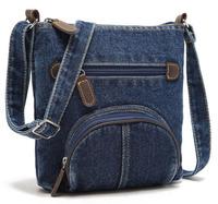 New women messenger bags ladies mini small shoulder bag satchels girls crossbody sling vintage handbags denim bolsos sac a main