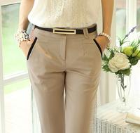 women's legging pants female casual long trousers plus size pants harem pants KZ4005