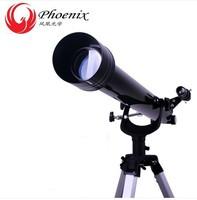 Phoenix F90060M 900/60mm Monocular Refractor Space Astronomical Telescope Spotting Scope 45x-675x, 6 pcs Eyepiece