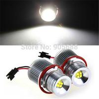 10pairs/lot  20W CREE XT-E 4 LED Angel Eye Light Bulb for  E39 E53 E83 X3 DC10-30V