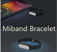 Pre-order Original Xiaomi Mi Band MiBand Wrist Band Smart Fitness Wearable Tracker Waterproof IP67 Freeshipping