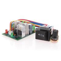 9V/12V/24V 6A DC Motor Speed Control PWM Regulator Module Reversible with Light