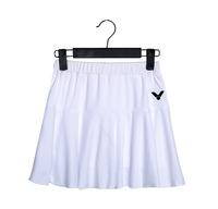 2014 Victor Tennis Wear Skirt Short Women Sports Skort Pattern Girls Tennis Outfits Skirt Pants Sports Woman White/Black/Pink
