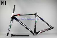 Factory direct sale  2014  full carbon road frame Colnago C59 N-1 BSA BB68