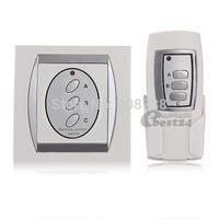 30PCS/LOT 3-Way Digital Wireless Remote Control Light Lamp ON/OFF Switch