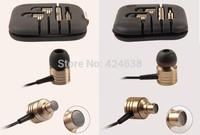 Gold or XIAOMI 2nd Piston Earphone 2 II Headphone Headset Earbud with Remote & Mic For M4 M3 MI2 MI2S MI2A Mi1S M1 Phones