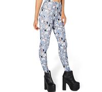 Bob shop 2014 Fitness Women Leggings cartoon dog Print Legging Punk Rock Clothes Galaxy Pants Free Shipping