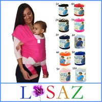Best Selling Elastic Cotton Newborn Two Shoulders Backpacks Solid Color Baby Carrier Wrap Canguru Baby Sling Kangaroo For Babies