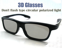 Freeshipping Red / Blue Three-dimensional 3D Video Glasses