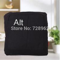 100% personality cotton keyboard button pillow / cushion - Black