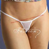 2015 Women cotton Mesh transparent triangle extreme hot Sexy G String mini Micro Swimwear Bikini Thong Panties Undewear Lingerie