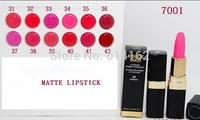 12 PCS Free Shipping MAKEUP 2014 NEW MATTE LIPSTICK