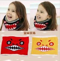 >5pcs---child girl and boy winter sharp pattern ring scarf