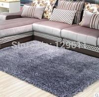 rectangle Custom-made Winter carpet as gift fashion logo Warm Mat Washable bedroom rug 70*140cm 8 colors