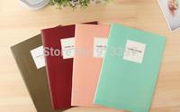 36PCS Korean Stationery Stylish Large Memo Pad Notepad Creative Diary Notebook