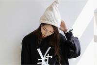 Korea genuine new monochrome tricorn hat baseball cap hip-hop hip-hop cap flat along the hat factory wholesale