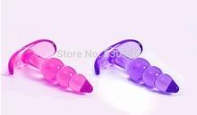 frete grátis 2014 homens e mulheres butt plug anal jelly sensação de pele real brinquedos adultos do sexo brinquedo sexual produtos boneca sexual(China (Mainland))